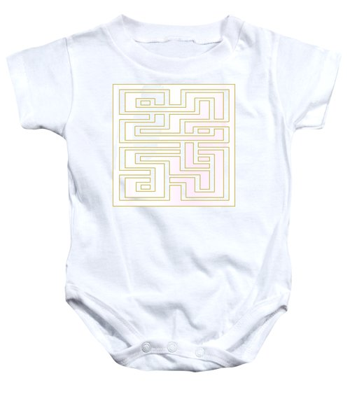 Geo 7 - Transparent Baby Onesie