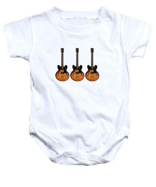 Gibson Es-330 Baby Onesie