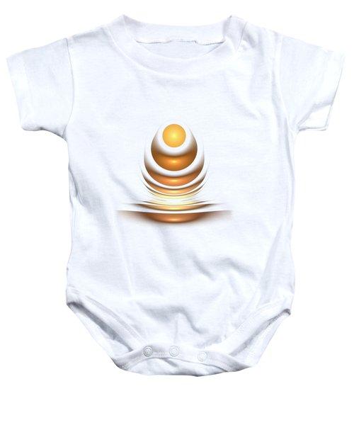 Golden Egg Baby Onesie