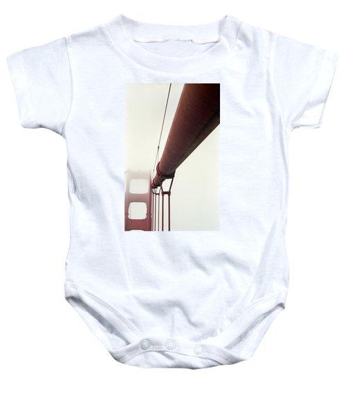Golden Gate 3 Baby Onesie