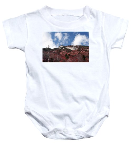 Grandfather Mountain East Side Baby Onesie