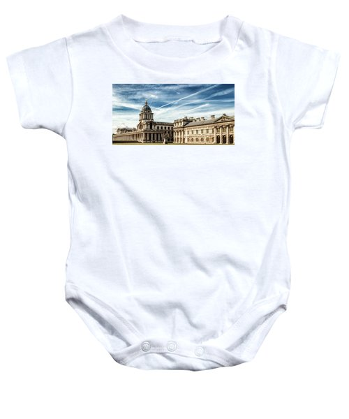 Greenwich University Baby Onesie
