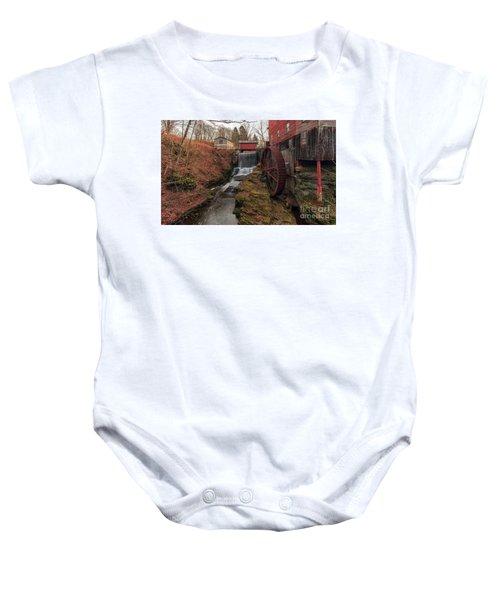 Grist Mill II Baby Onesie