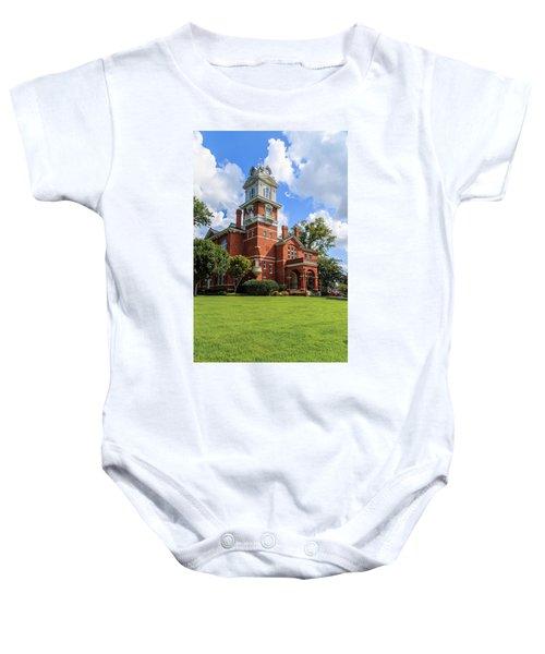 Gwinnett County Historic Courthouse Baby Onesie