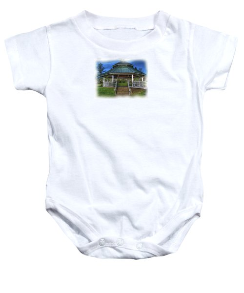 Happy Valley Gazebo   Baby Onesie