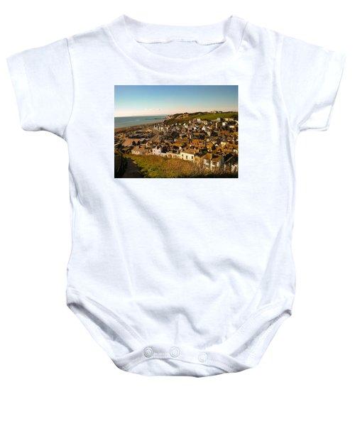 Hastings, Sussex, England Baby Onesie