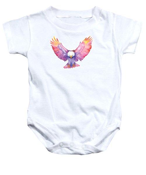 Healing Wings Baby Onesie