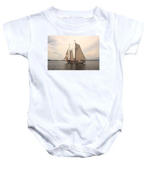 Heritage In Penobscot Bay Baby Onesie