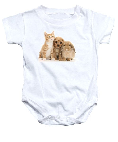 Hey, Move Over, You're Upstaging Me Baby Onesie