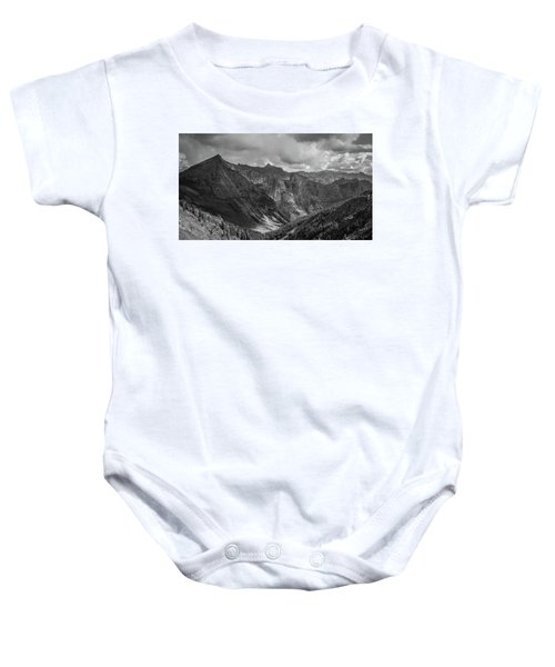 High Country Valley Baby Onesie