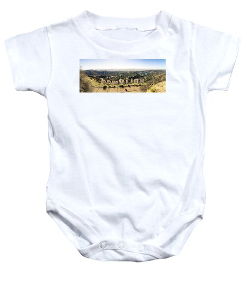 Hollywood Baby Onesie by Michael Weber