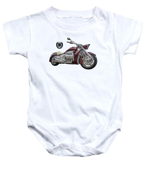 Honda Rune Baby Onesie