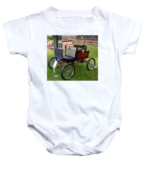 Horseless Carriage-c Baby Onesie