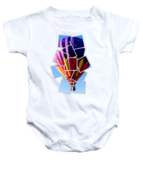 Hot Air Ballooning Tee Baby Onesie