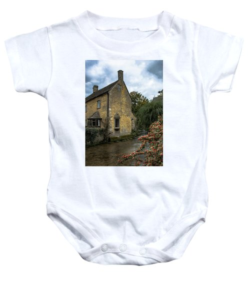 House On The Water Baby Onesie