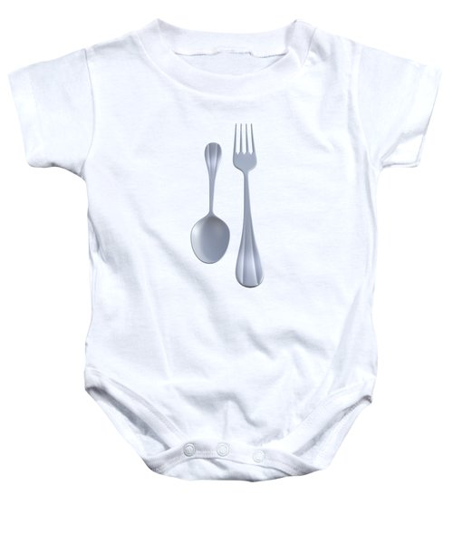 Husband And Wife Team Baby Onesie