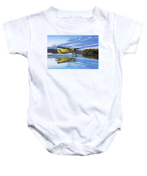 Ignace Adventure Baby Onesie