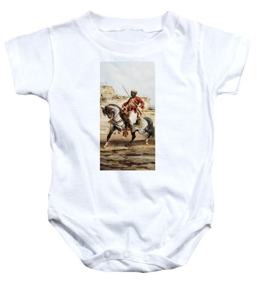 Il Cavaliere Rosso Baby Onesie
