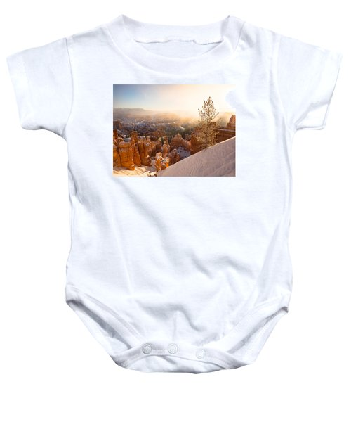 Illumination Baby Onesie