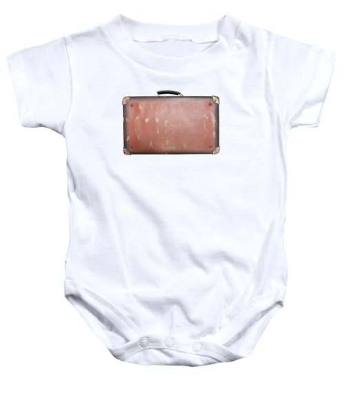 Illustration Of The Coupe - Vintage Model Of Car Baby Onesie