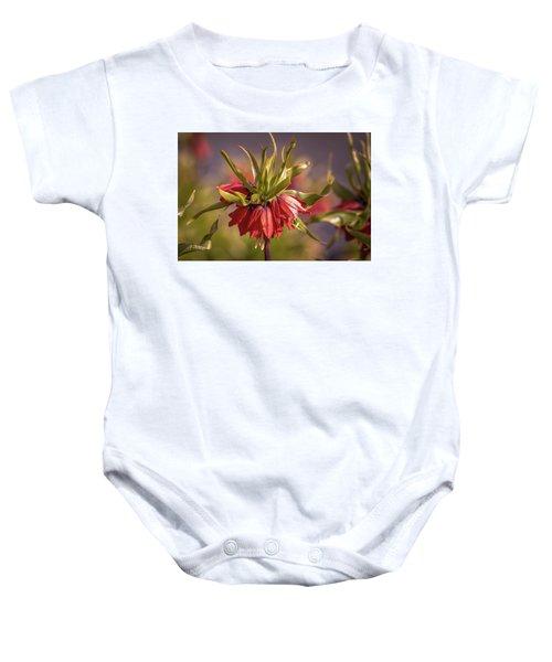 Imperial Crown #g3 Baby Onesie