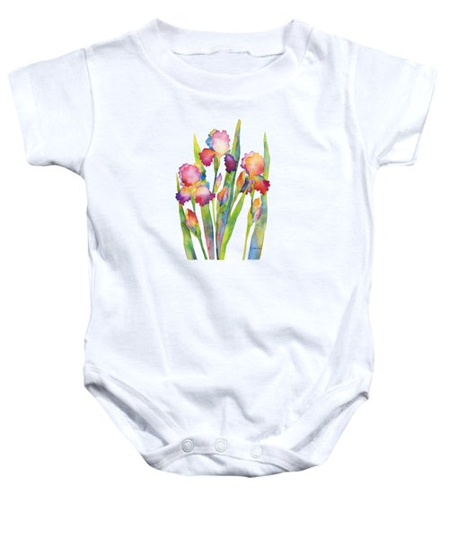 Iris Elegance Baby Onesie