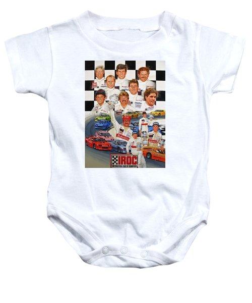Iroc Racing Baby Onesie