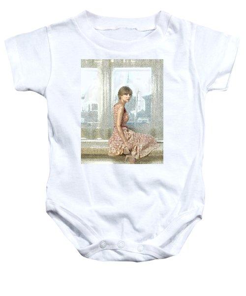 its TS Baby Onesie