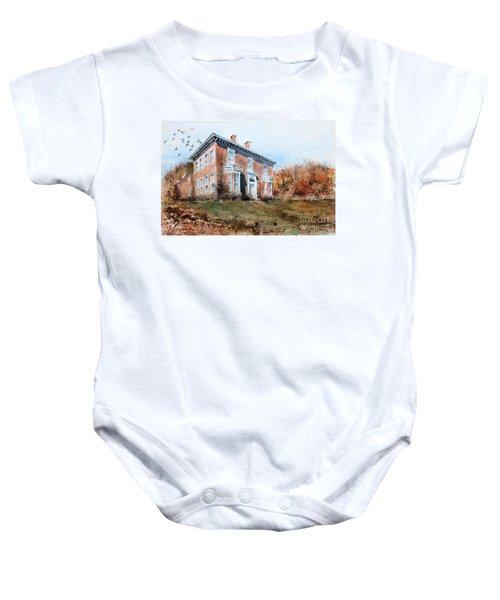 James Mcleaster House Baby Onesie
