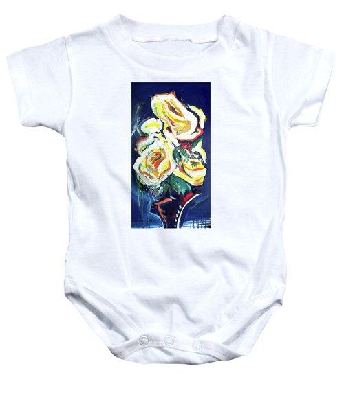 Janes Roses II Baby Onesie