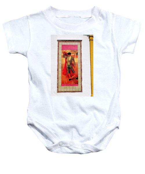 Jose Gomez Ortega Baby Onesie