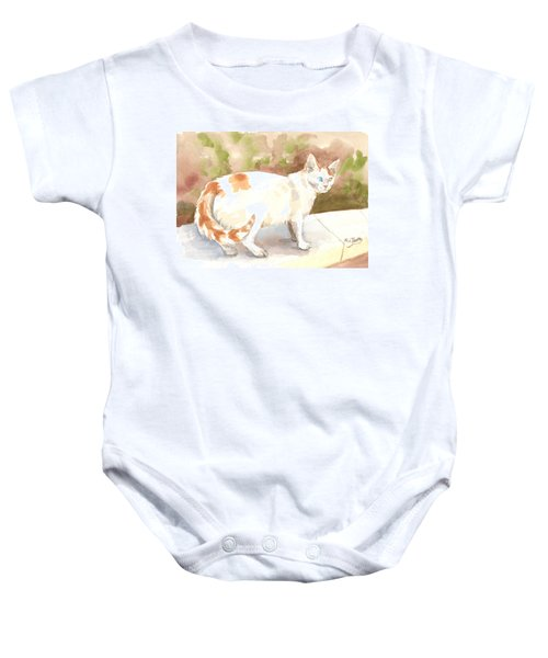 Jourieh Or Bowie  Baby Onesie