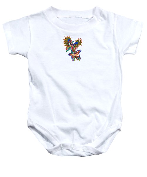Joyful Flight - I Baby Onesie