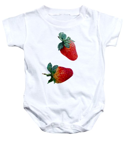 Juicy Baby Onesie by Nanika Purnawati