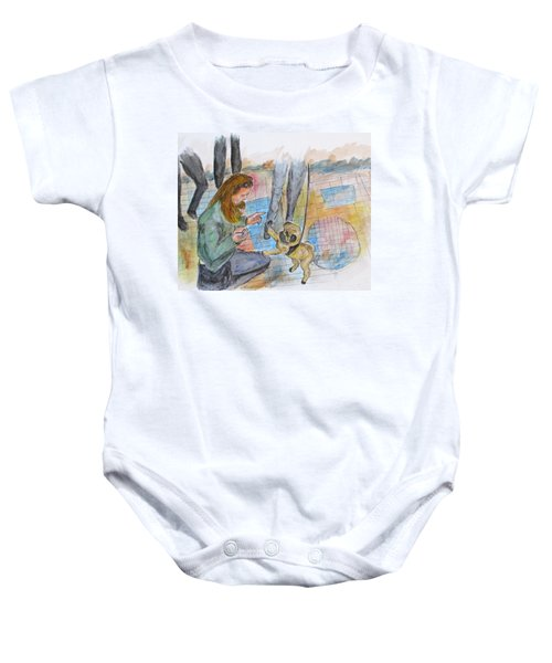 Just One More Baby Onesie