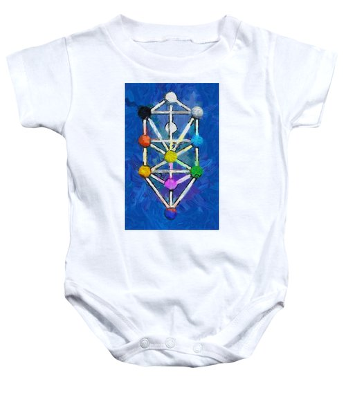 Kabballah Baby Onesie