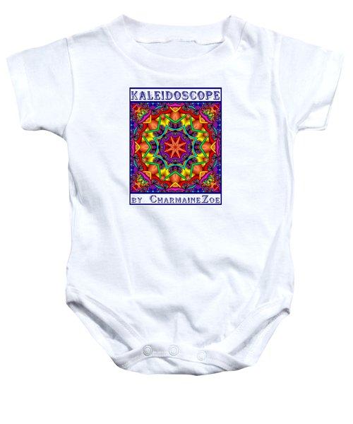 Kaleidoscope 2 Baby Onesie