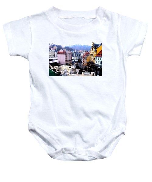 Karlovy Vary Cz Baby Onesie