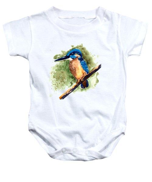Kingfisher Baby Onesie
