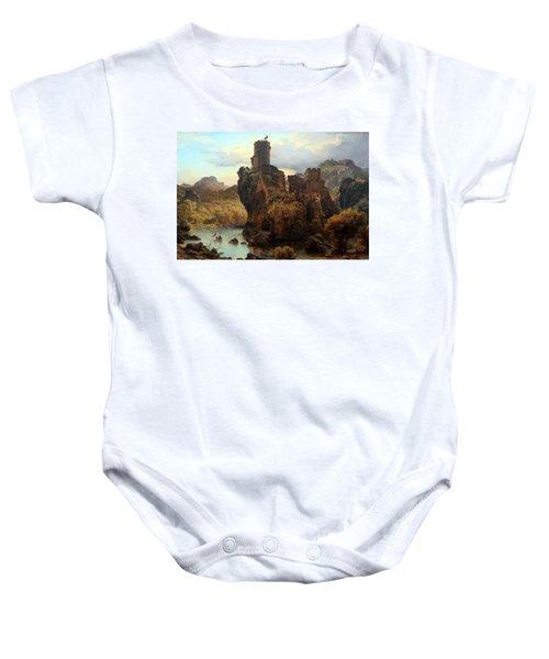 Knights Castle Baby Onesie