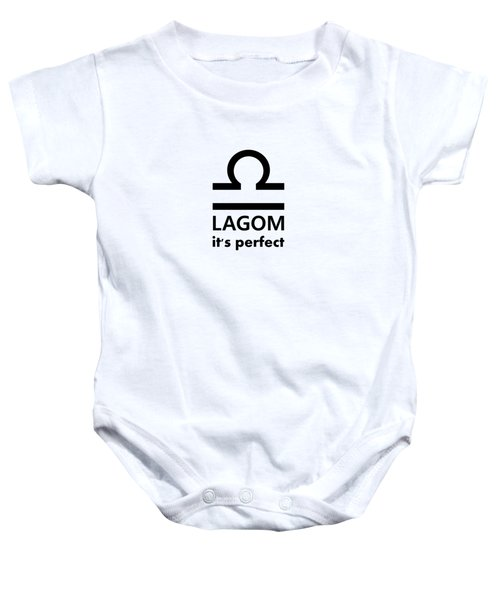 Lagom - Perfect Baby Onesie
