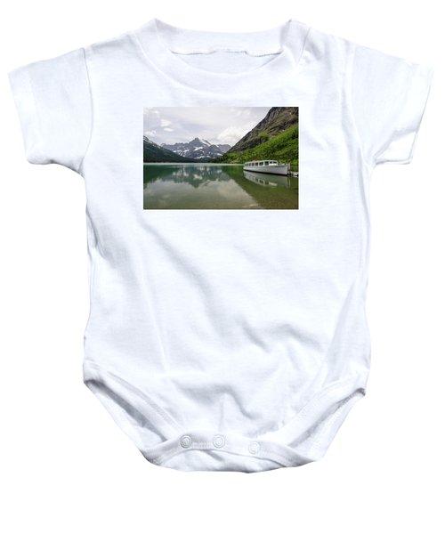 Lake Josephine Baby Onesie
