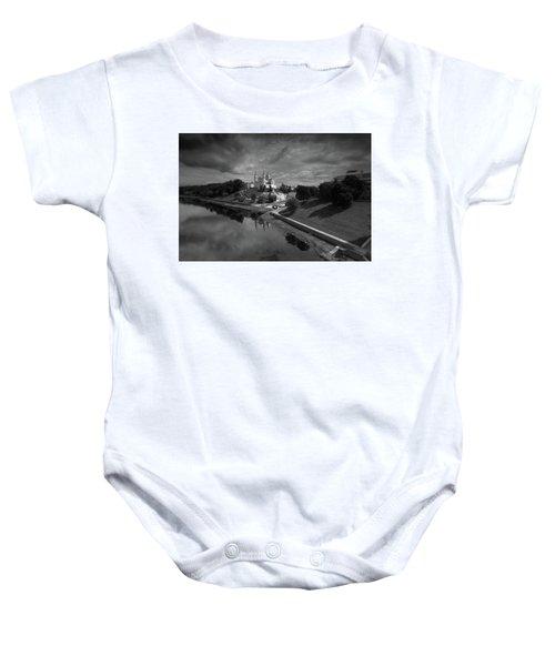 Landscape #2877 Baby Onesie