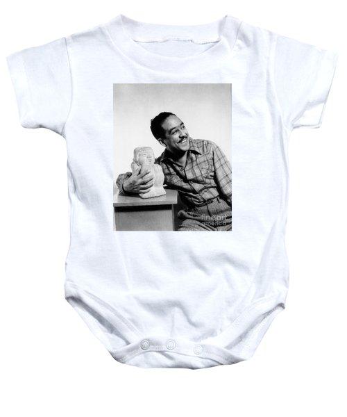 Langston Hughes (1902-1967) Baby Onesie