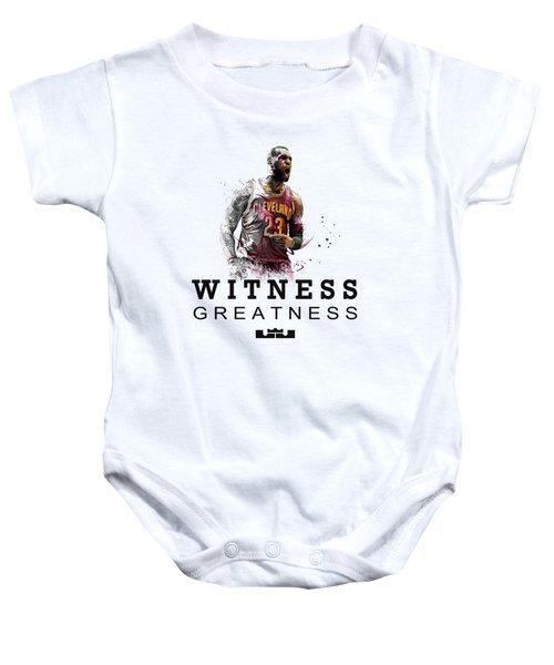 Lbj1 Baby Onesie