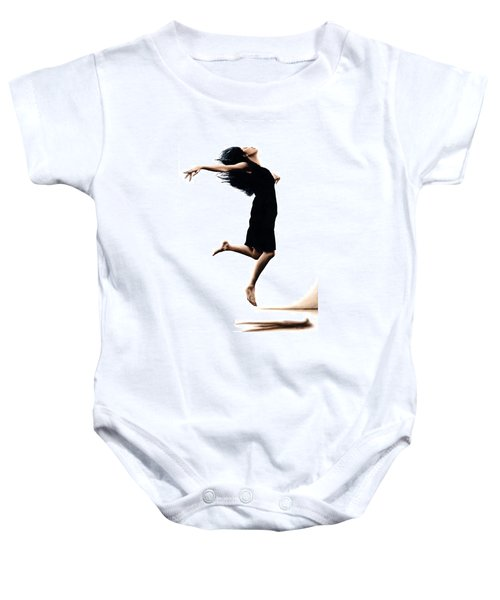Leap Into The Unknown Baby Onesie