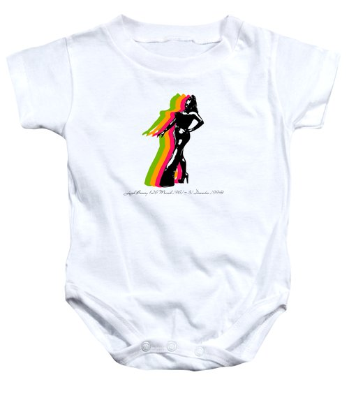 Leigh Bowery 5 Baby Onesie