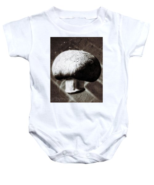 Light And Shadow 9 Baby Onesie