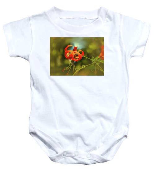 Lily #h8 Baby Onesie