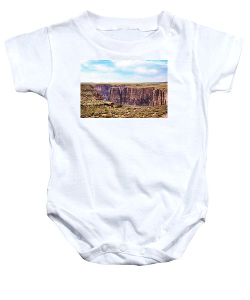 Little Canyon Baby Onesie